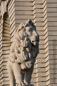 Coate Stone Lion South Bank London